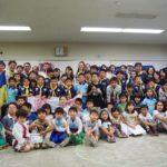 Японсько-українська культурна Асоціація (NPO JUCА) ознайомила японських школярів- бойскаутів з Україною та українською культурою.