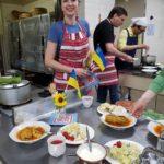 Майстер-клас української кухні на запрошення «Євразійскої Асоціації в Японії»